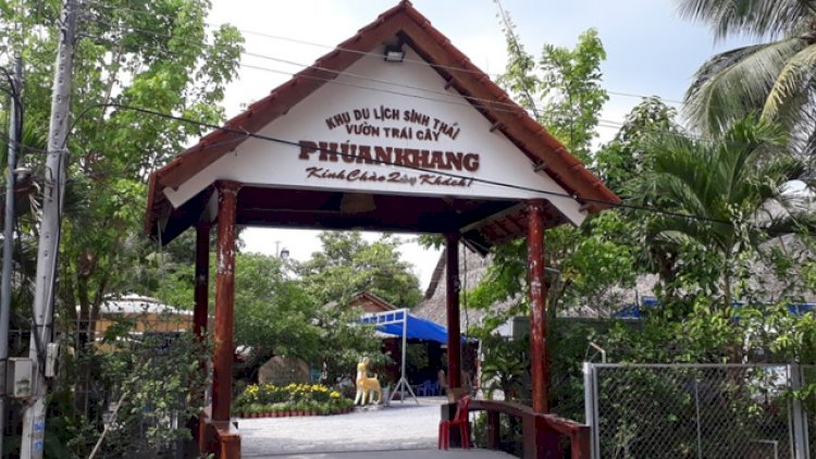Khu du lịch Phú An Bến Tre