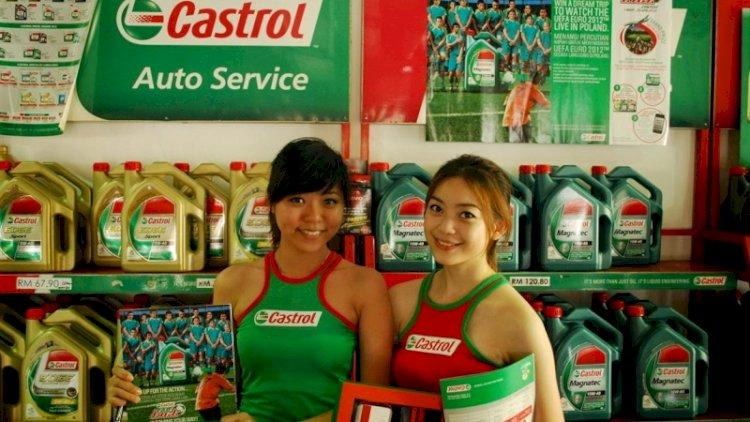 Thương hiệu dầu nhớt Castrol