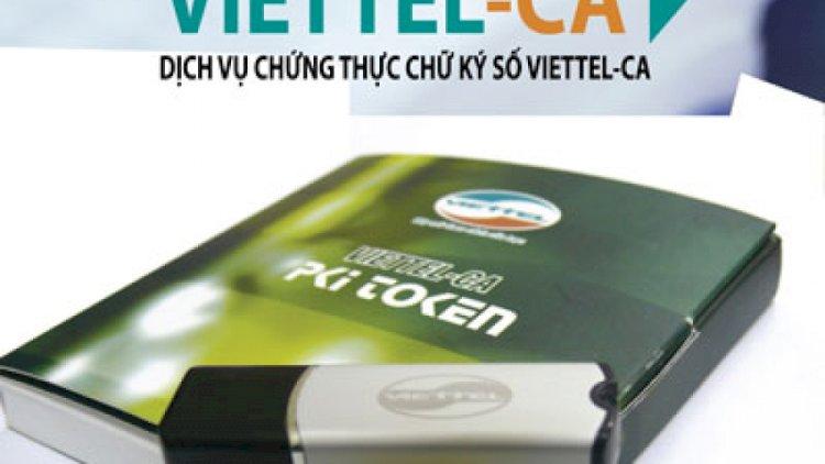 Chữ Ký Số Viettel - Tập Đoàn Viễn Thông Quân Đội Việt Nam