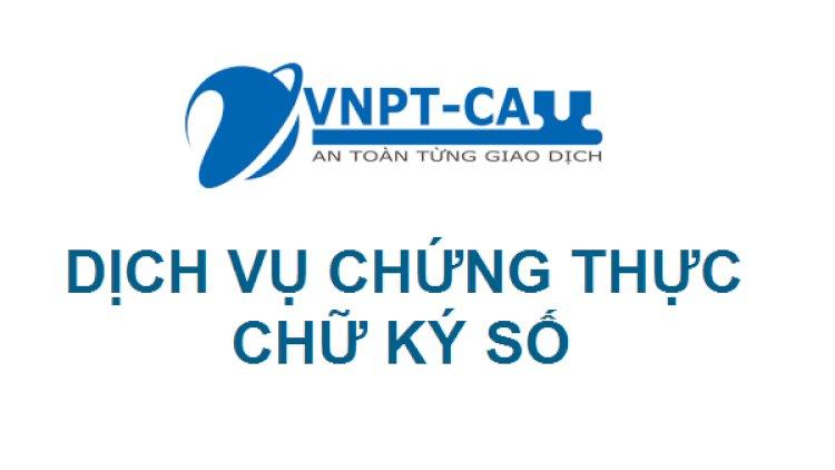 Chữ ký số VNPT - Uy tín số 1 tại VIệt Nam