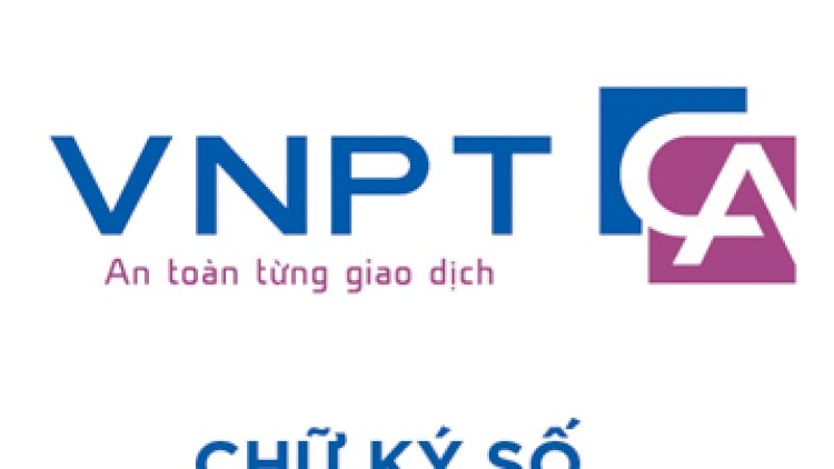 Chữ ký số VNPT