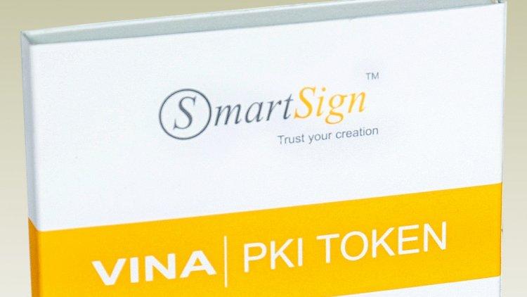 Chữ ký số Smartsign