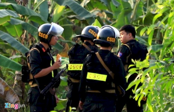 Mở rộng truy lùng nghi can bắn chết 5 người sang Tây Ninh