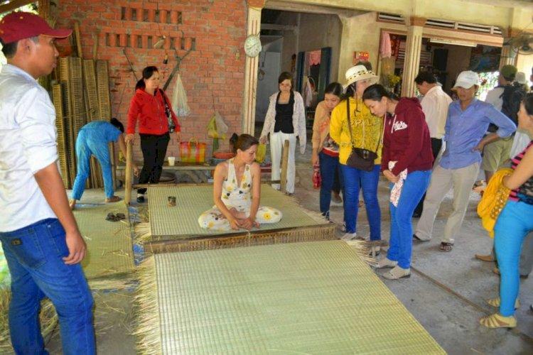 Khám phá tour du lịch vùng ven thành phố Bến Tre