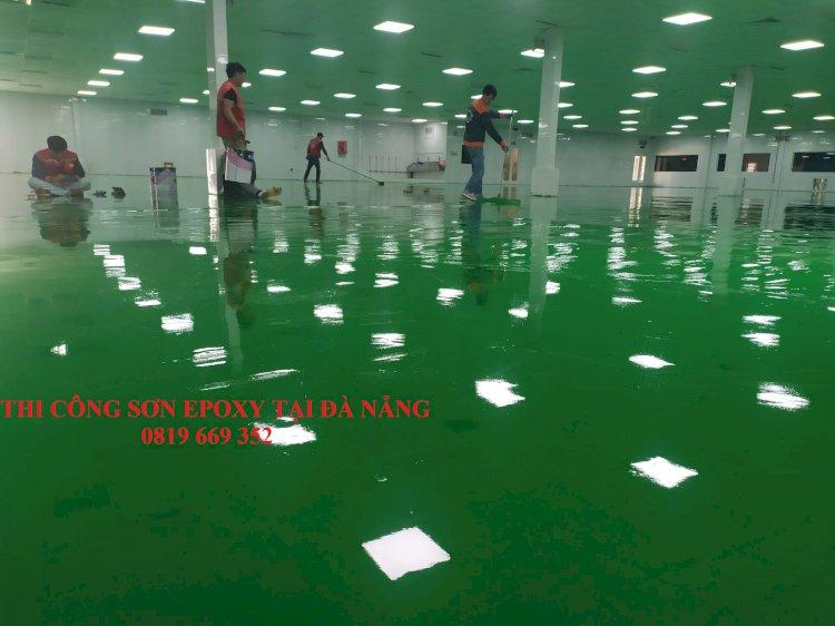 Dịch vụ mài đánh bóng sàn bê tông tại Thừa Thiên Huế