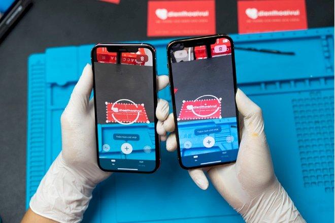Khám phá 'nội thất' chiếc iPhone 12 Pro đầu tiên tại Việt Nam