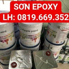 Sơn epoxy giá rẻ Đà Nẵng